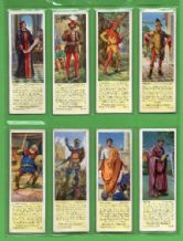 TRADE/ cigarette cards Characters from Shakespeare 1937